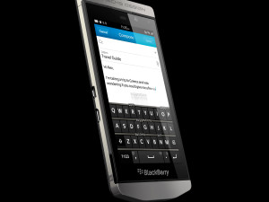 Win a Porsche Design Blackberry Smartphone autographed by LINKIN PARK