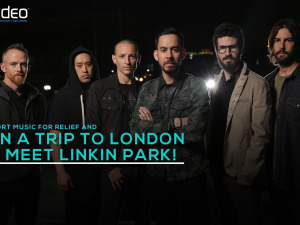 WIN A TRIP TO LONDON TO MEET LINKIN PARK