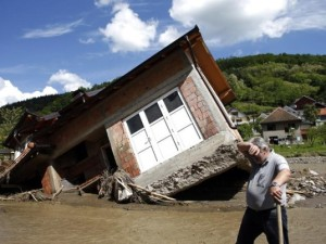 SEVERE FLOODS IN THE BALKANS