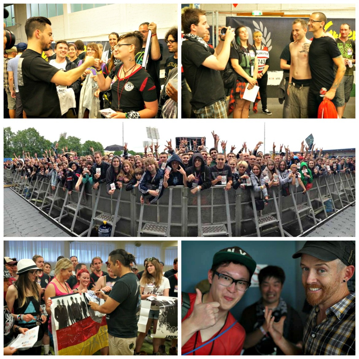 Linkin park vip meet greet packages music for relief kristyandbryce Images