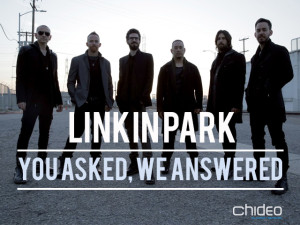 LINKIN PARK TELLS ALL ON CHIDEO