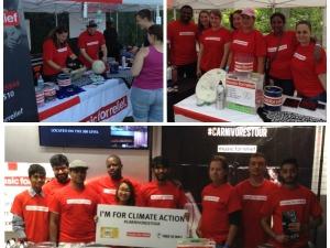 Linkin Park European Tour: Volunteer Opportunities