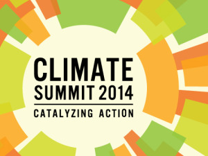 UN CLIMATE SUMMIT 2014 OUTCOMES