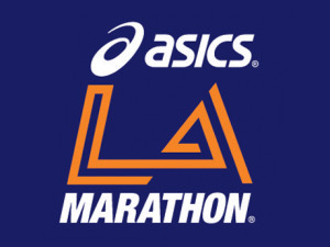 RUN WITH MUSIC FOR RELIEF IN THE ASICS LA MARATHON 2015