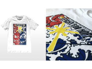 ONE OF A KIND MANNY PACQUIAO T-SHIRT TO BENEFIT TYPHOON HAIYAN RELIEF