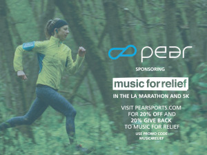 Get Moving with PEAR Sports