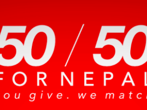 NEPAL STILL NEEDS US