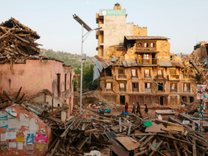 NEPAL RELIEF: ONE MONTH LATER