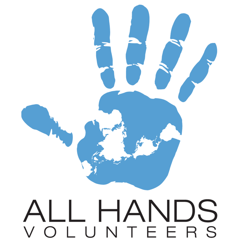 give a hand and save a life through volunteer work