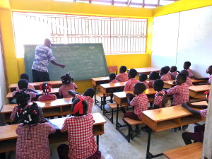 School & Community Center in Haiti Helps Kids Achieve Success