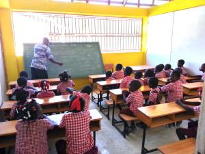School & Community Center in Haiti Helps Kids Achieve Success