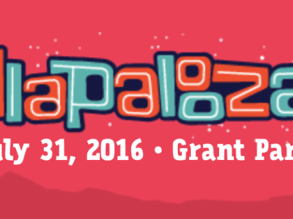 Volunteer at Lollapalooza