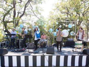Power The World Backyard Festival