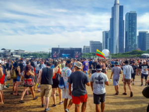Music for Relief at Lollapalooza 2016