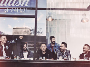 Meet Linkin Park at Jimmy Kimmel Live in LA on May 18