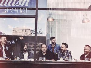 Meet Linkin Park in South America