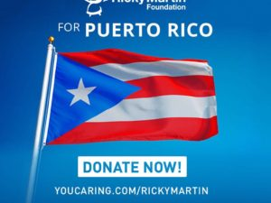 Hurricane Relief for Puerto Rico