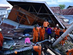 INDONESIA EARTHQUAKE & TSUNAMI